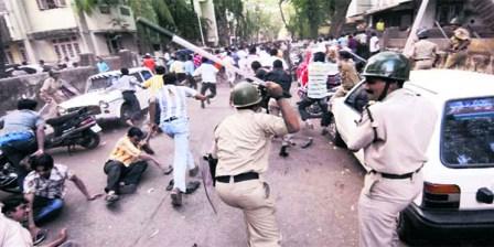Mumbai targets poor Biharis