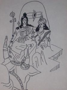 Shiva Parvati
